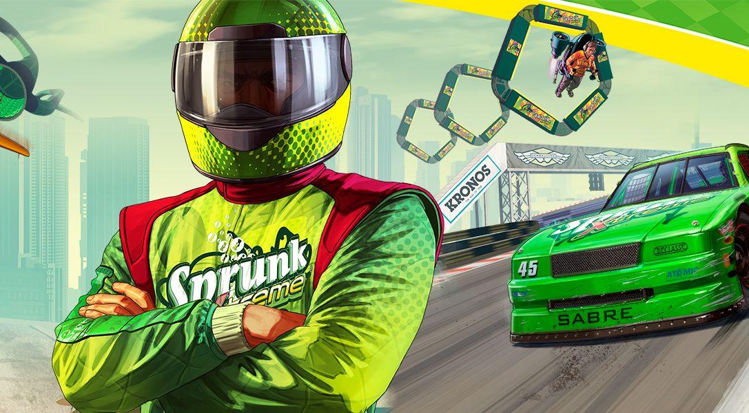 Nueva Gran Actualización – GTA Online: Southern San Andreas Super Sport Series
