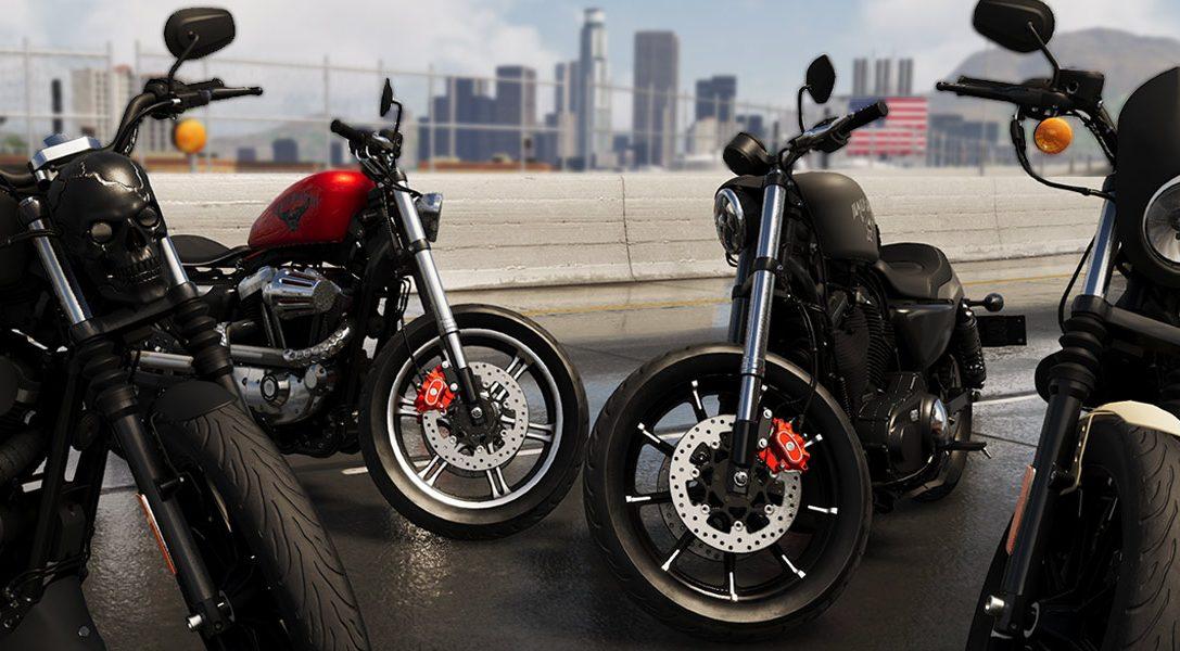 5 cosas que nos encantan de la Harley-Davidson Iron 883, a la que veremos próximamente en The Crew 2