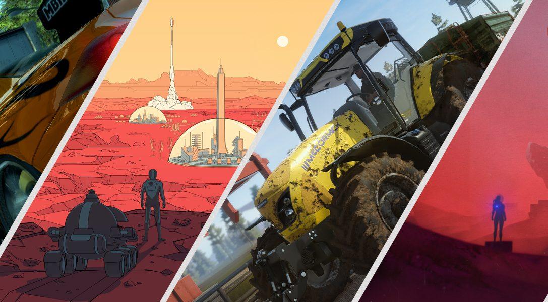 No puedes perderte estos 5 nuevos lanzamientos de esta semana en PlayStation Store
