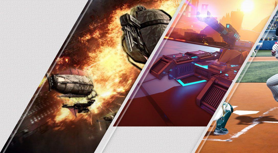 4 nuevos lanzamientos a los que estar atento en PlayStation Store esta semana