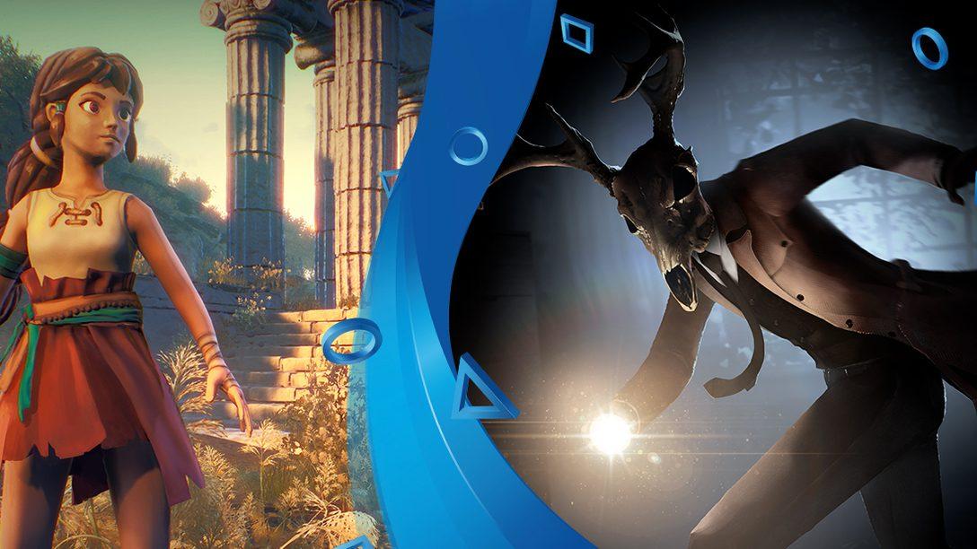 PlayStation Talents en abril   Juega ya a los mejores juegos 100 % made in Spain para PS4