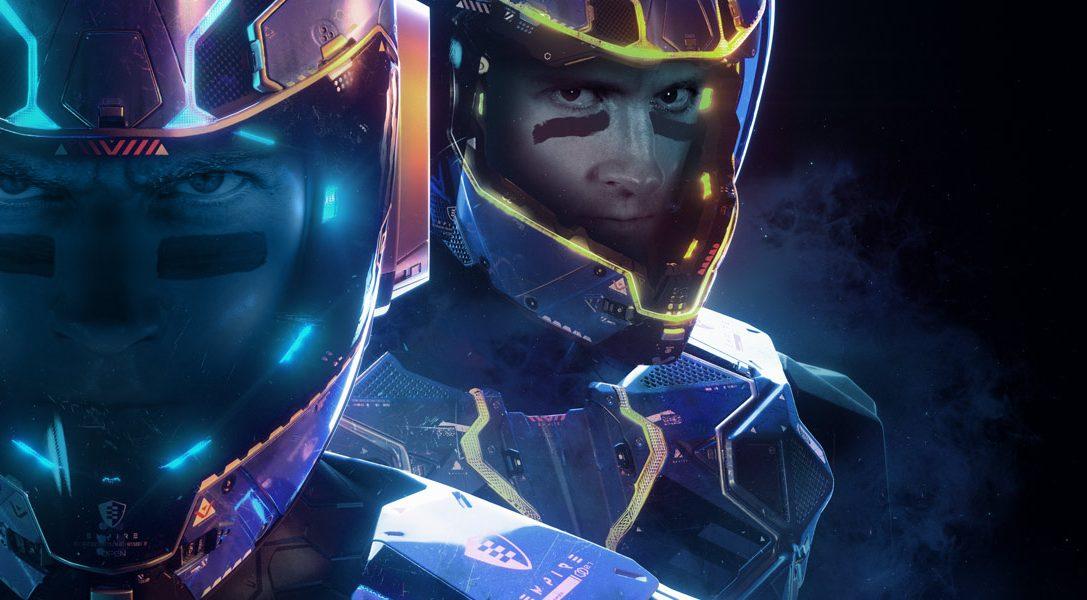 Laser League, el nuevo juego multijugador de deporte de estilo futurista de Roll7, saldrá el próximo mes para PlayStation 4