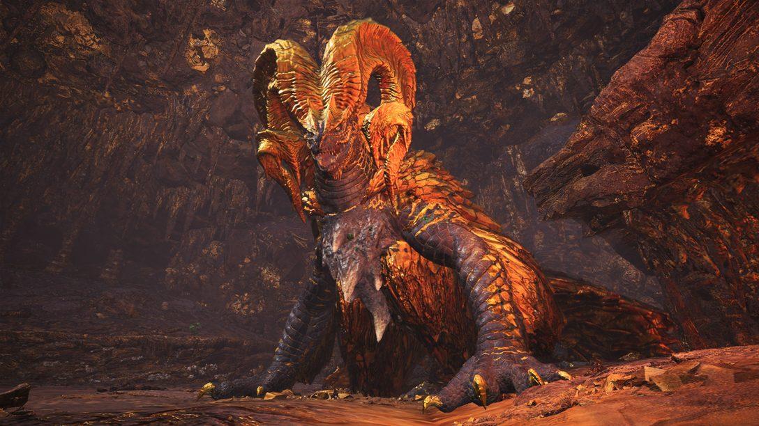 Monster Hunter: World | Esta semana llega un nuevo Dragón Anciano