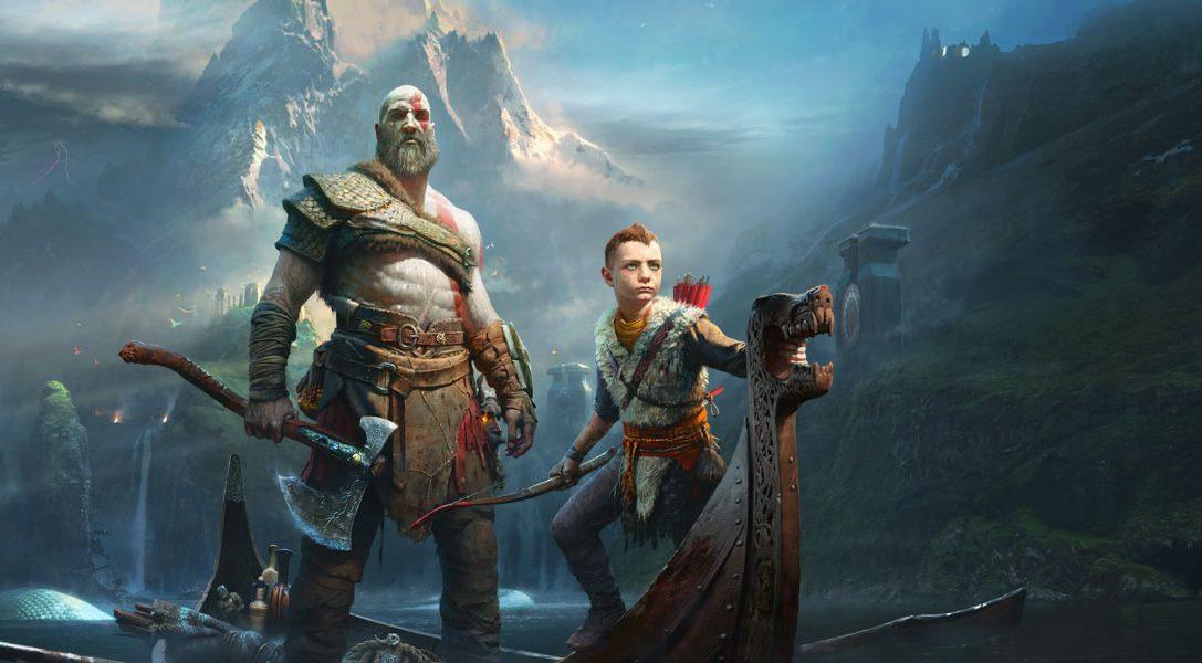 Escucha la épica banda sonora de God of War en PlayStation Music