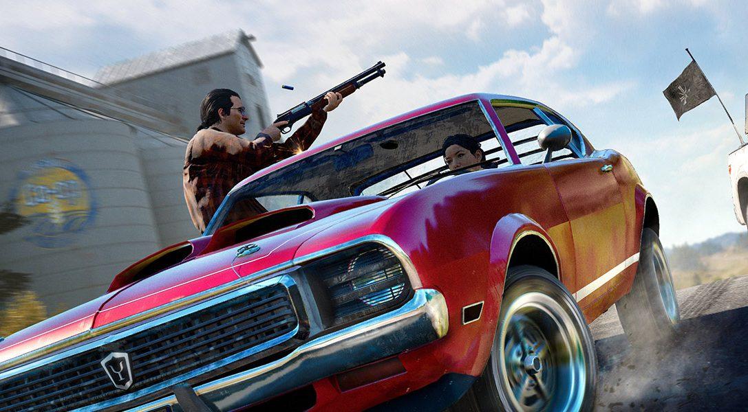 Far Cry 5 fue el juego mejor vendido en PlayStation Store el mes pasado