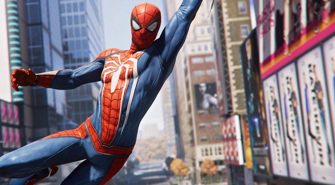 Anunciamos el lanzamiento de Marvel's Spider-Man el 7 de septiembre, presentamos la edición Coleccionista y mucho más