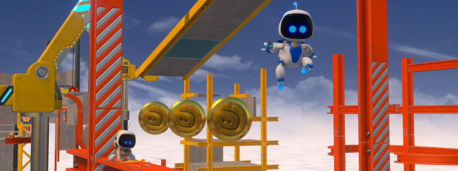Todo el mundo se rinde a Astro Bot Rescue Mission