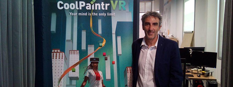 CoolPaintr VR | Entrevista a Fernando Rada