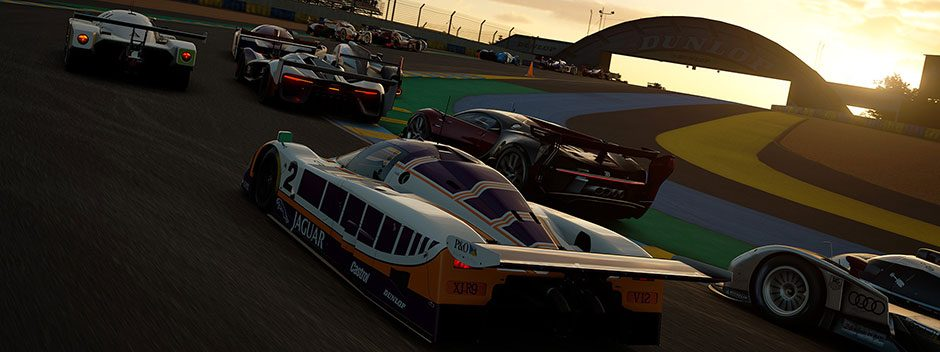 La renovada carrera de 24 Horas de Le Mans llega a Gran Turismo Sport con la última actualización, ya disponible
