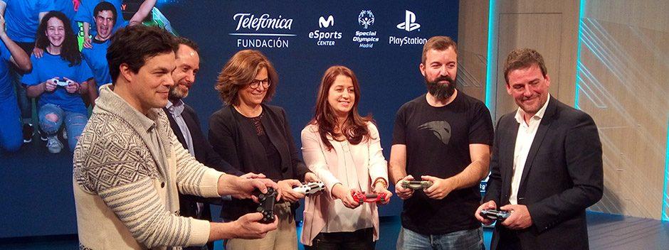 Llega el I Campeonato de #ESPORTSUNIFICADOS del mundo a PlayStation