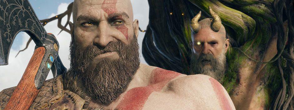 El Modo Foto de God of War estará disponible hoy a través de una actualización gratuita
