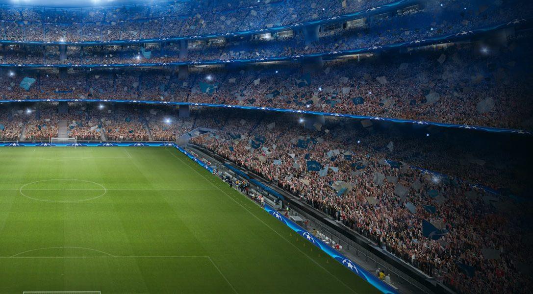 PlayStation renueva su colaboración con UEFA Champions League