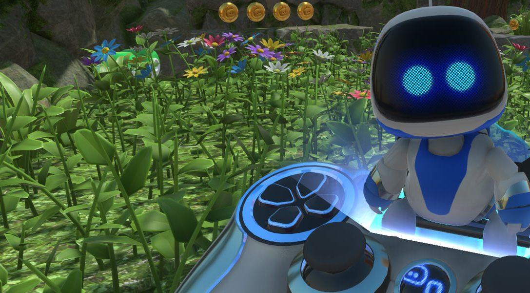 De los creadores de The Playroom, llega Astro Bot Rescue Mission, muy pronto para PS VR