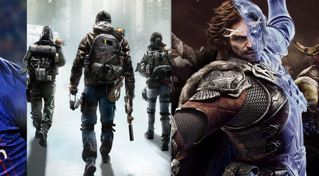 Ahorra hasta un 60% en juegos seleccionados de PS4 en PS Store a partir de hoy