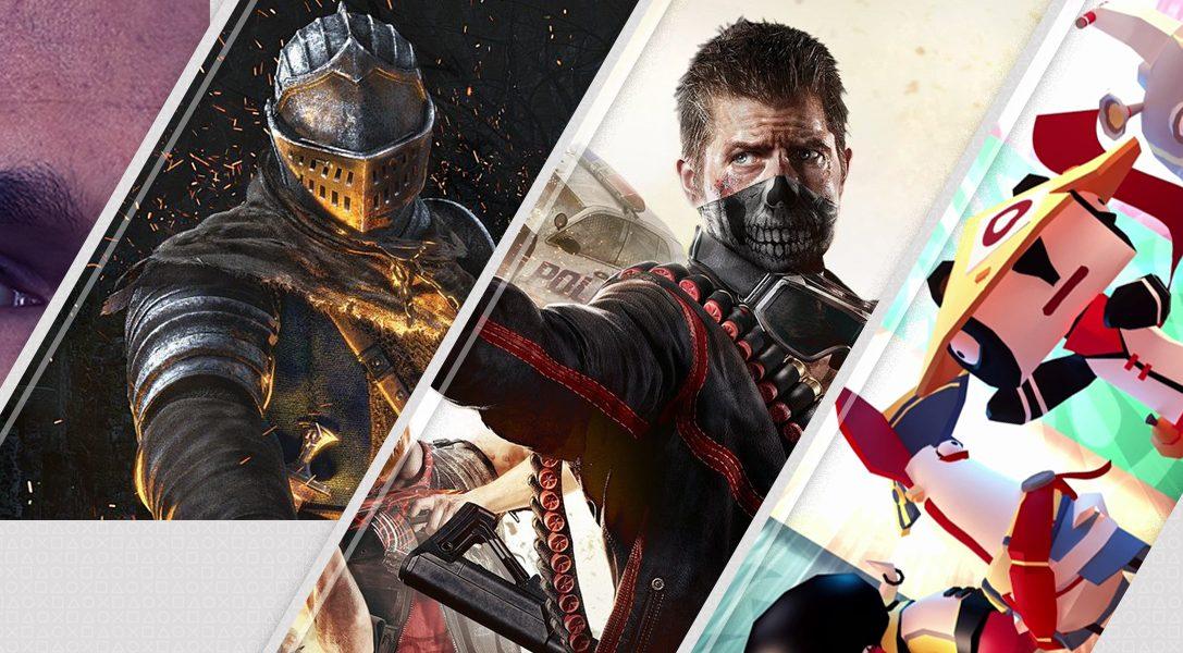 5 lanzamientos de PlayStation que no puedes perderte esta semana