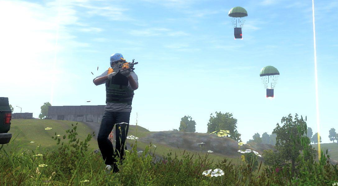 11 consejos para dominar la beta de H1Z1: Battle Royale para PS4