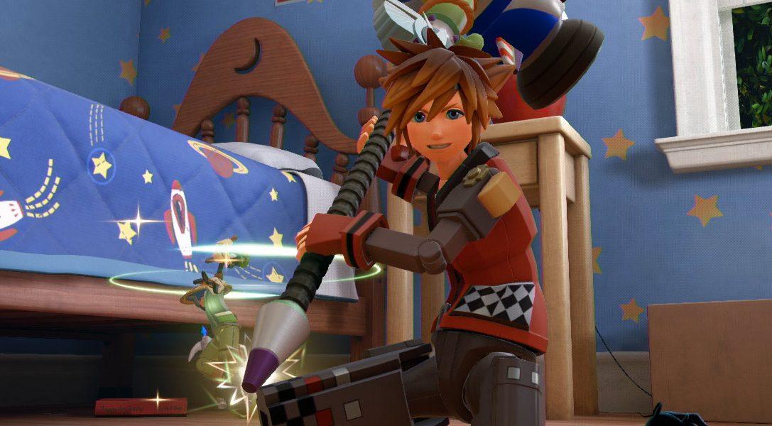 Primeras impresiones con el primer Kingdom Hearts principal en 13 años