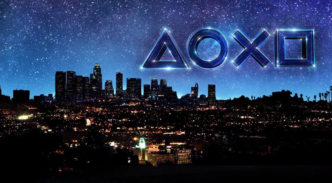 PlayStation en el E3 2018: El viaje comienza el 12 de junio