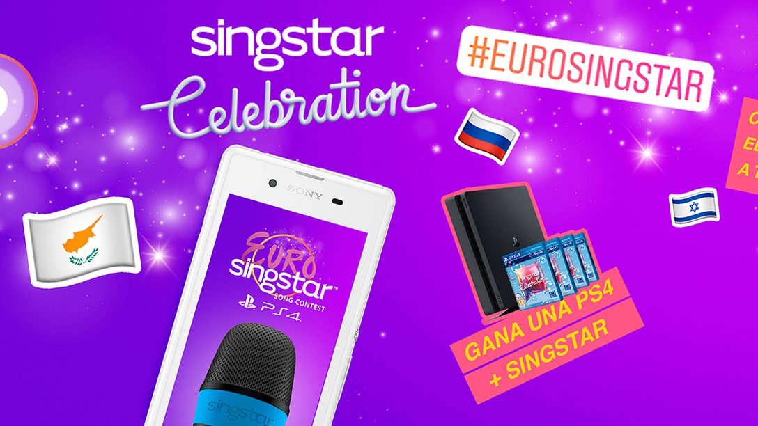 SingStar te lleva a Eurovisión
