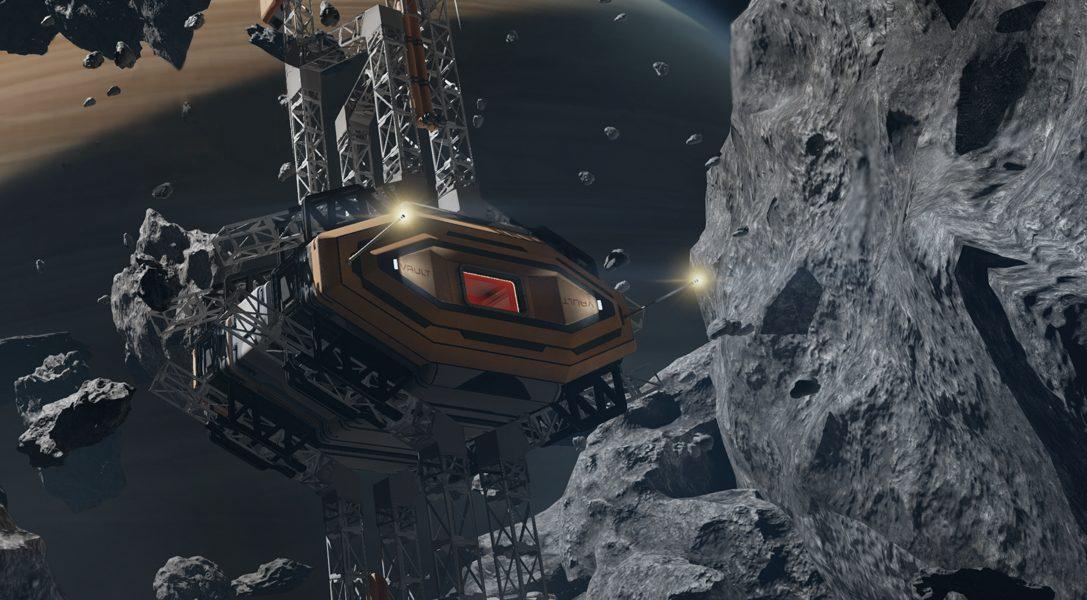 Recoge restos de chatarra y escapa de tus rivales en gravedad cero con Detached: la aventura de ciencia ficción de PS VR que estará a la venta el 5 de julio