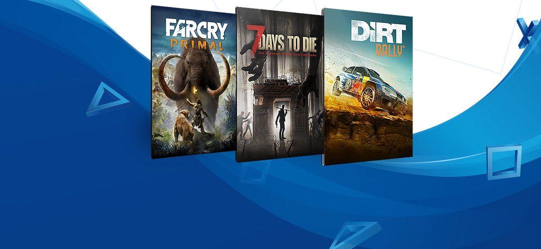 """Nueva promoción """"Juegos por menos de 20 €"""" en PlayStation Store"""