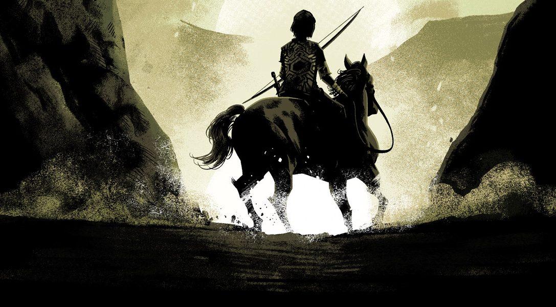15 piezas sobre Shadow of the Colossus hechas por los fans que se merecen una exposición