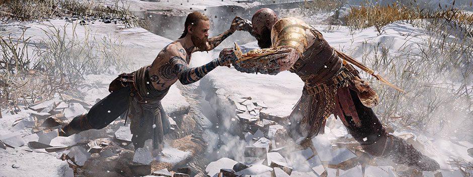 God of War gana el premio Game of the Year