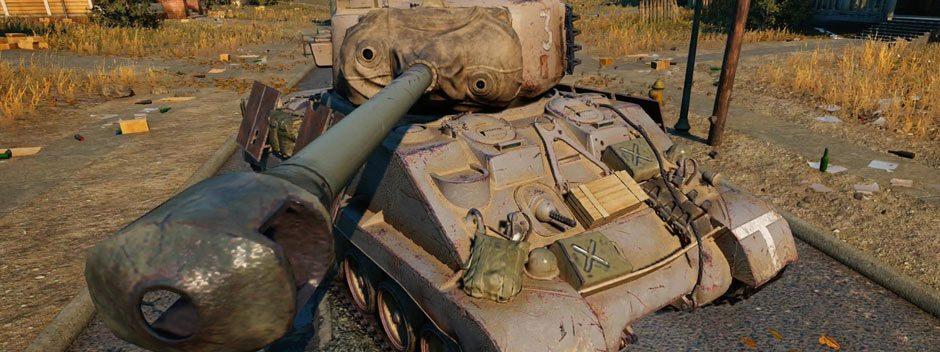 Todo lo que hay que saber sobre World of Tanks: Mercenaries