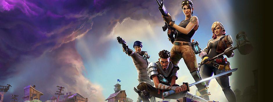 Descarga el pack de celebración de Fortnite gratis con PlayStation Plus