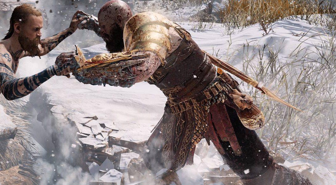 E3 PlayStation 2018 | Mantén tus avances de God of War en el nuevo New Game+
