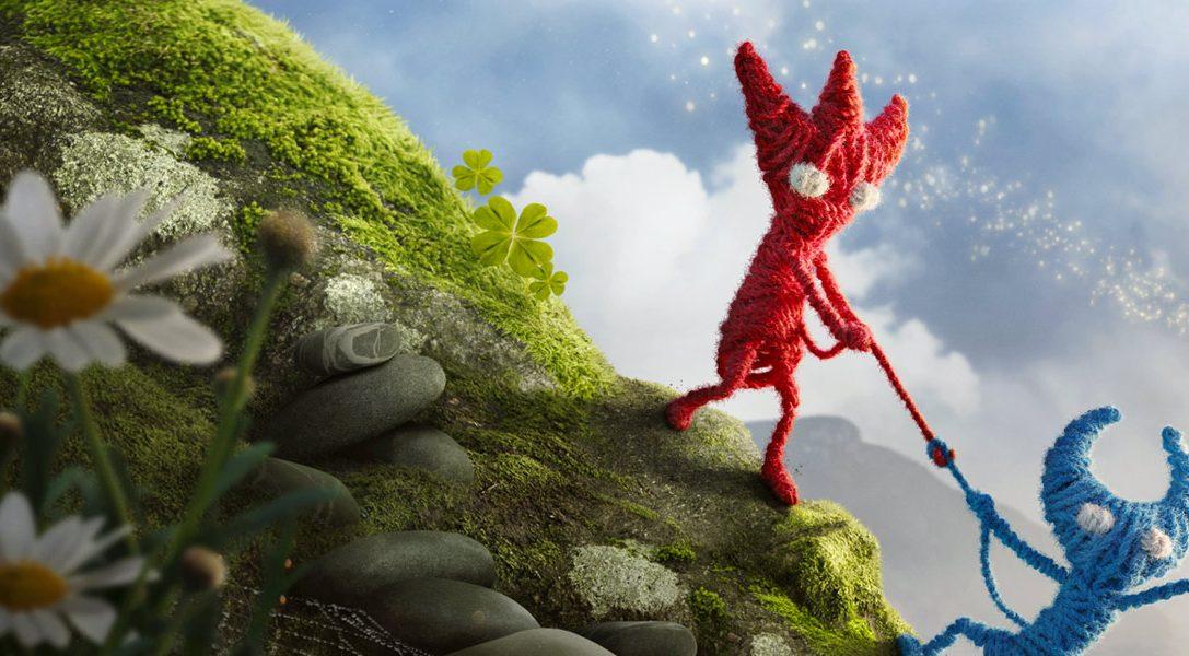 Anuncio sorpresa en el E3 | Ya está disponible para PS4 el título cooperativo de plataformas y puzzles Unravel Two