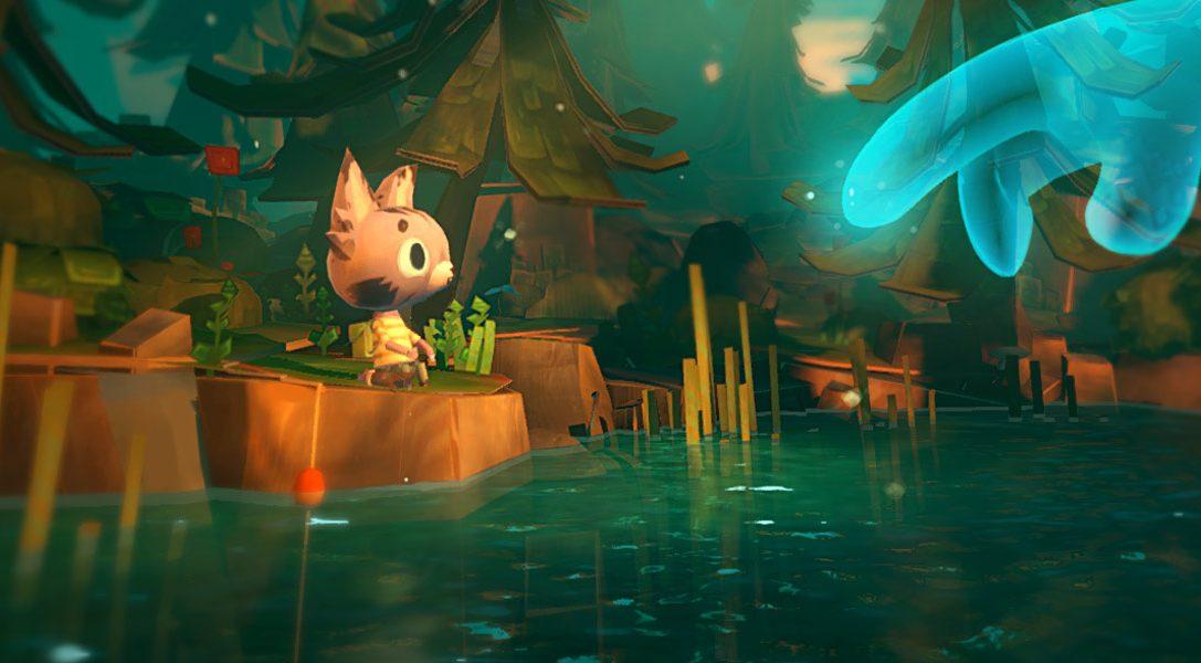 Ghost Giant | Presentada la historia para PS VR a través de un bonito tráiler
