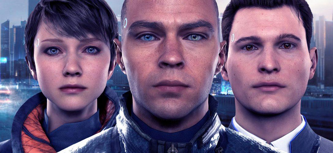 Detroit: Become Human debuta como n.º 1 en la lista de ventas mensual de PlayStation Store