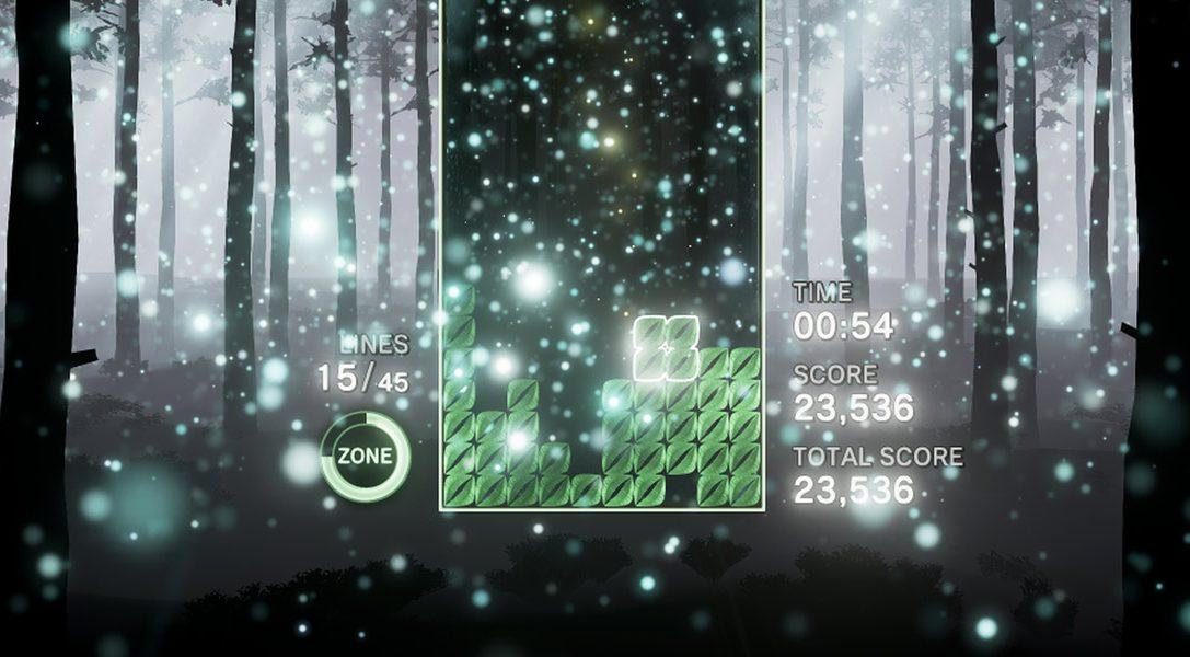 Tetris Effect, del creador de Rez, anunciado para PS4 y PS VR