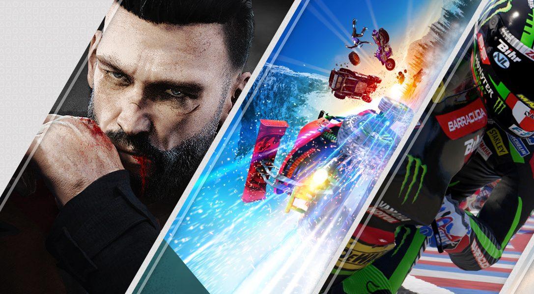 Lo mejor de PlayStation Store esta semana: Onrush, Vampyr, MotoGP