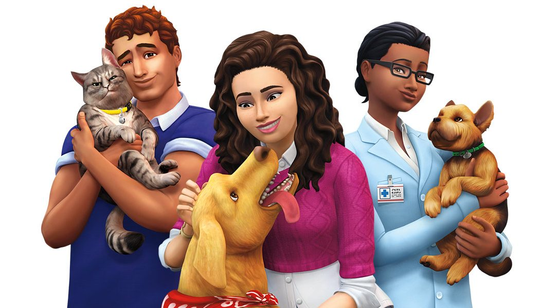 Personaliza tus mascotas y hazte amigo de un fantasma de cuatro patas en la expansión Perros y Gatos de Los Sims 4