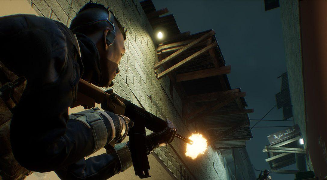 Firewall Zero Hour   El intenso shooter táctico de 4 contra 4 para PS VR llegará el 29 de agosto