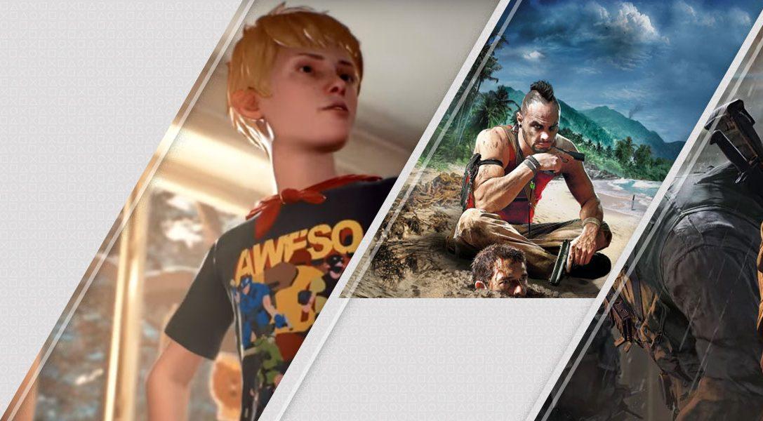 Lo mejor de esta semana en PlayStation Store: The Awesome Adventures of Captain Spirit, Far Cry 3 Classic Edition, LEGO Los Increíbles y más…