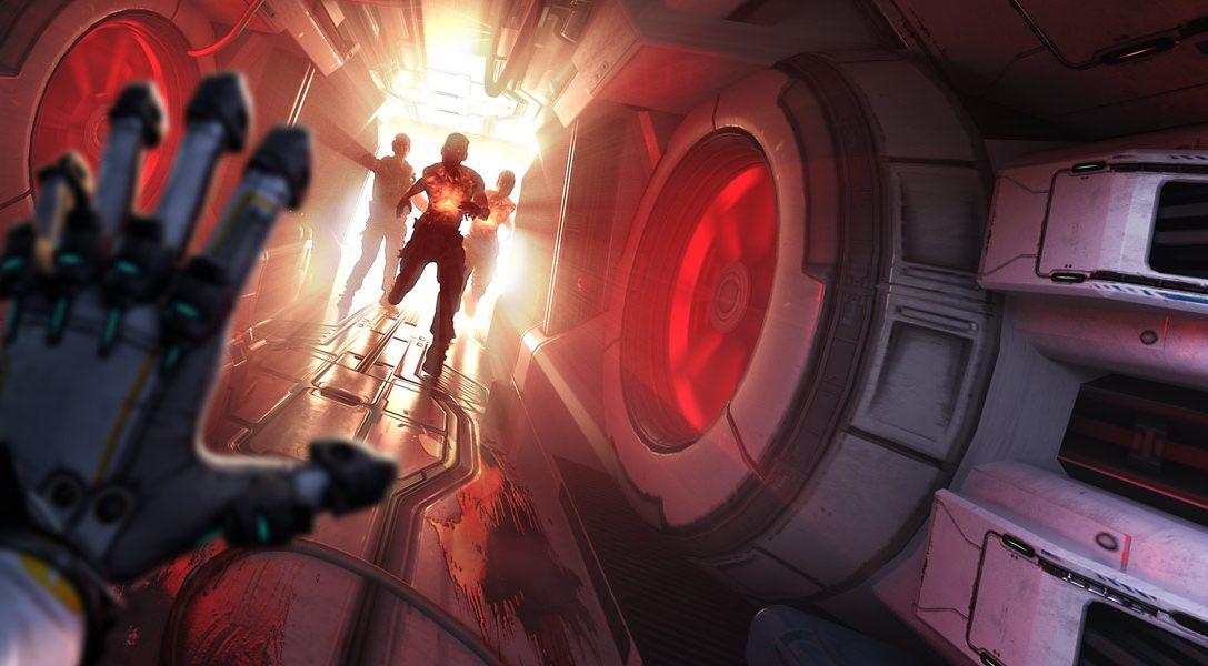 El shooter de ciencia ficción para VR The Persistence estará disponible en formato físico a partir del 25 de julio