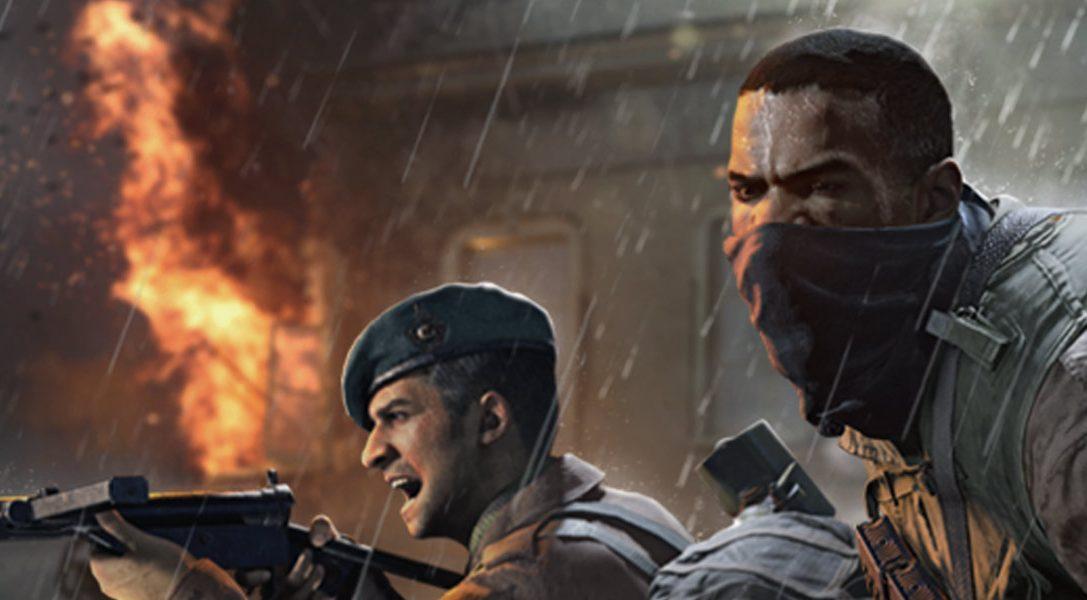 Anunciado Call of Duty: United Front, el tercer pack DLC para Call of Duty: WWII