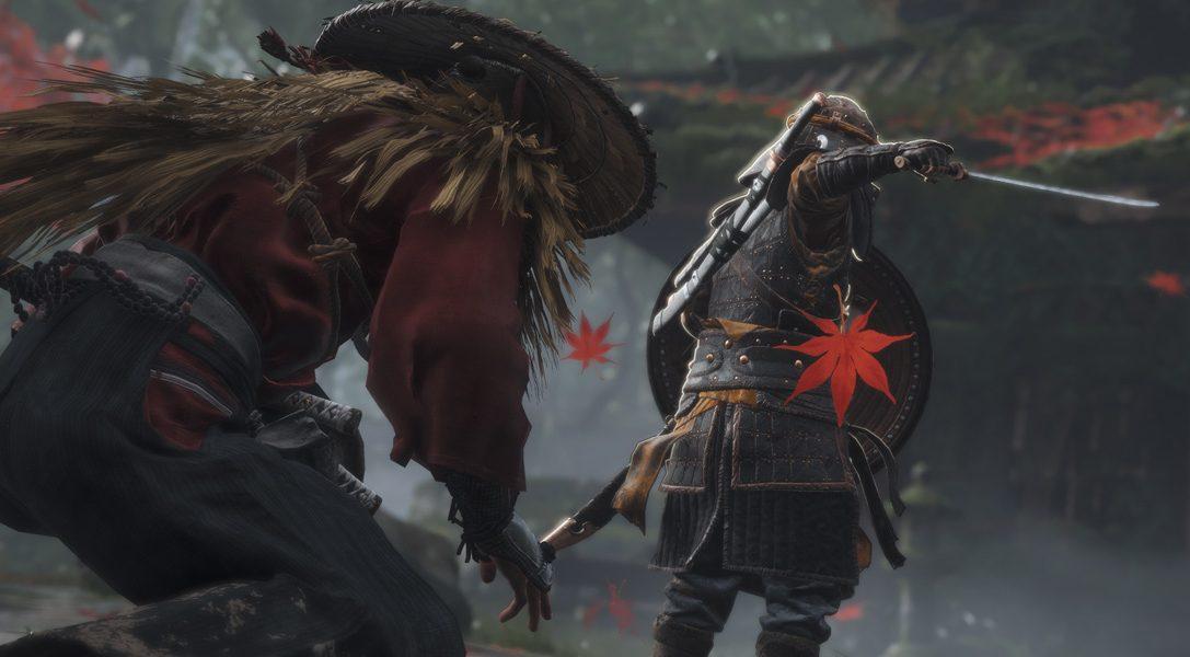 Todo lo que debes saber sobre el increíble tráiler del E3 de Ghost of Tsushima
