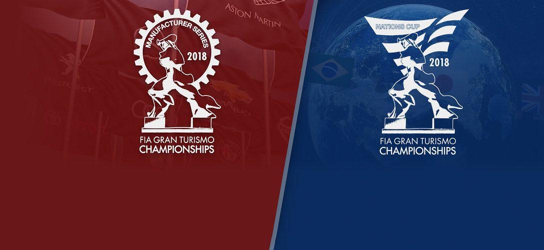 Los FIA-certified Gran Turismo Championships de GT Sport han empezado oficialmente