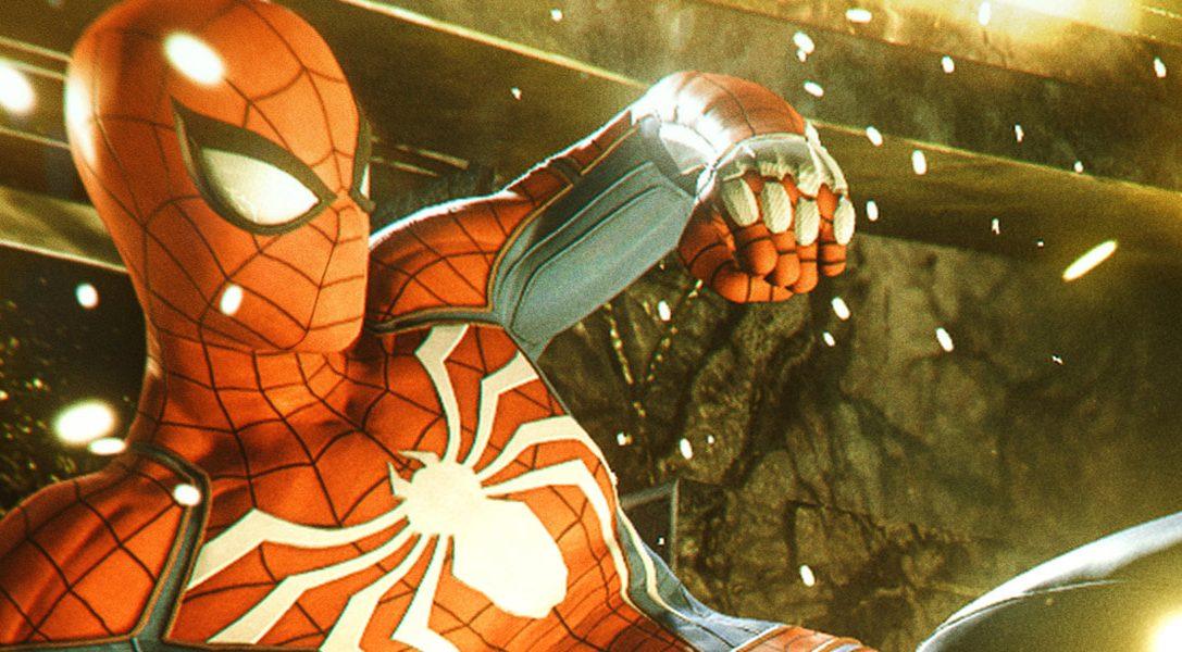 E3 PlayStation 2018 | Todo lo que necesitas saber de Marvel's Spider-Man
