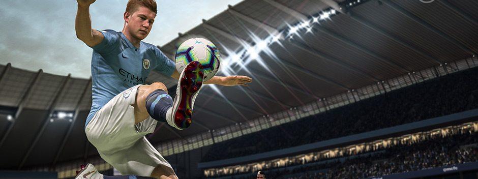 Los grandes cambios de jugabilidad que harán FIFA 19 más realista que nunca