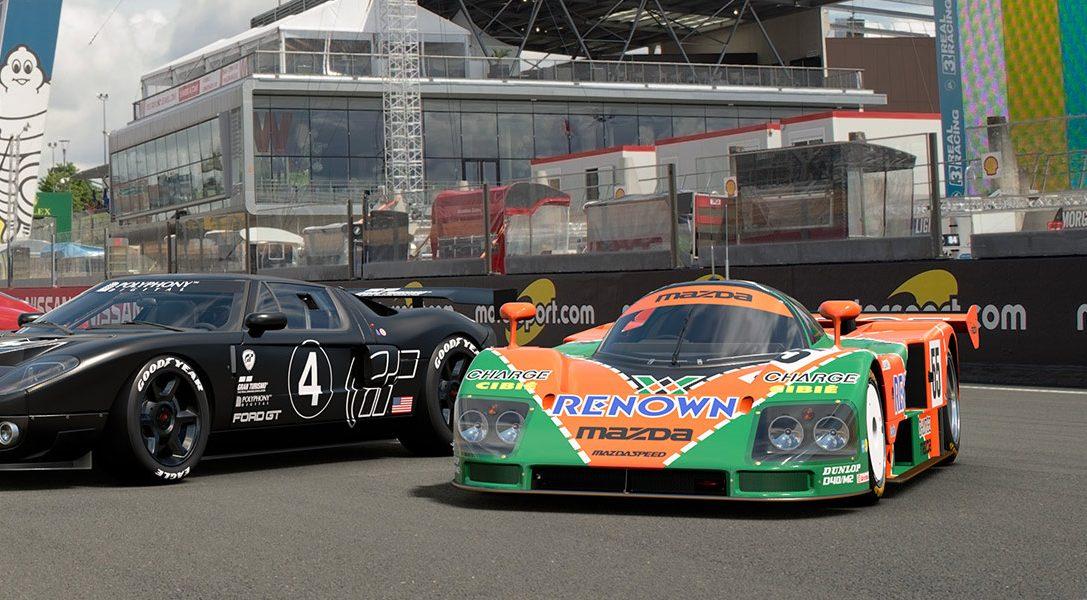 Nuevos coches, circuitos, eventos de GT League y mucho más en la nueva actualización de Gran Turismo Sport de julio
