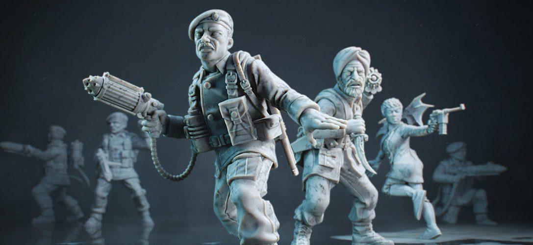 La guerra mundial y lo sobrenatural se unen en el juego de estrategia por turnos Achtung! Cthulhu Tactics llega a PS4