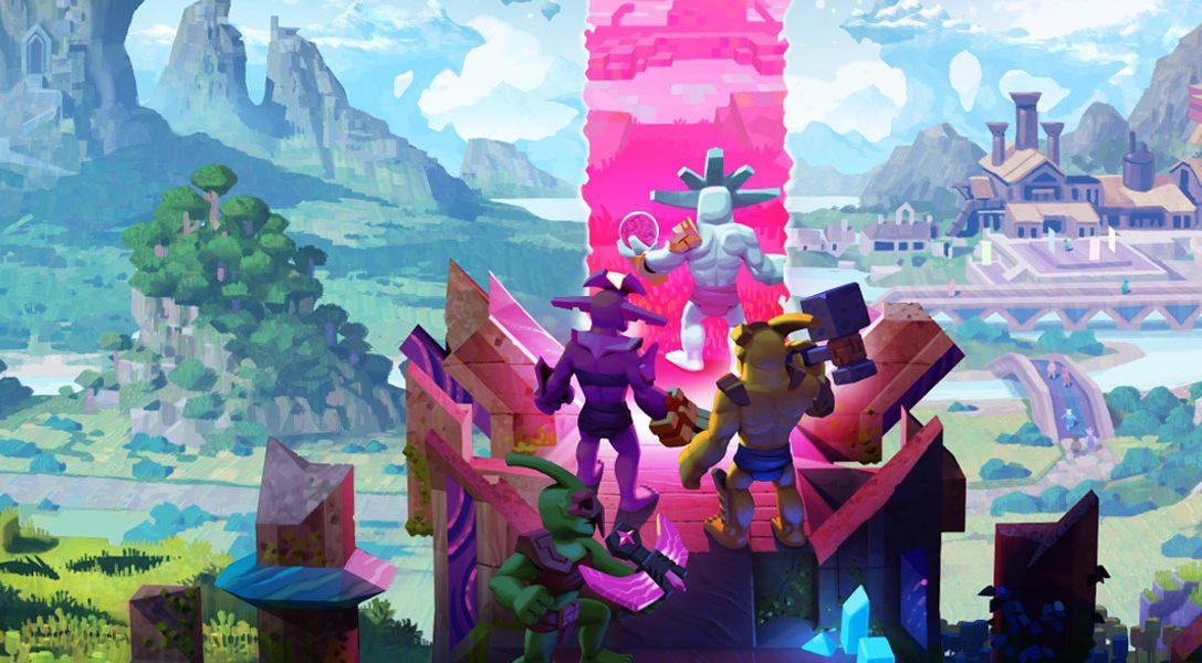 Boundless saldrá para PS4 en septiembre de este año y tiene un nuevo trailer brillante