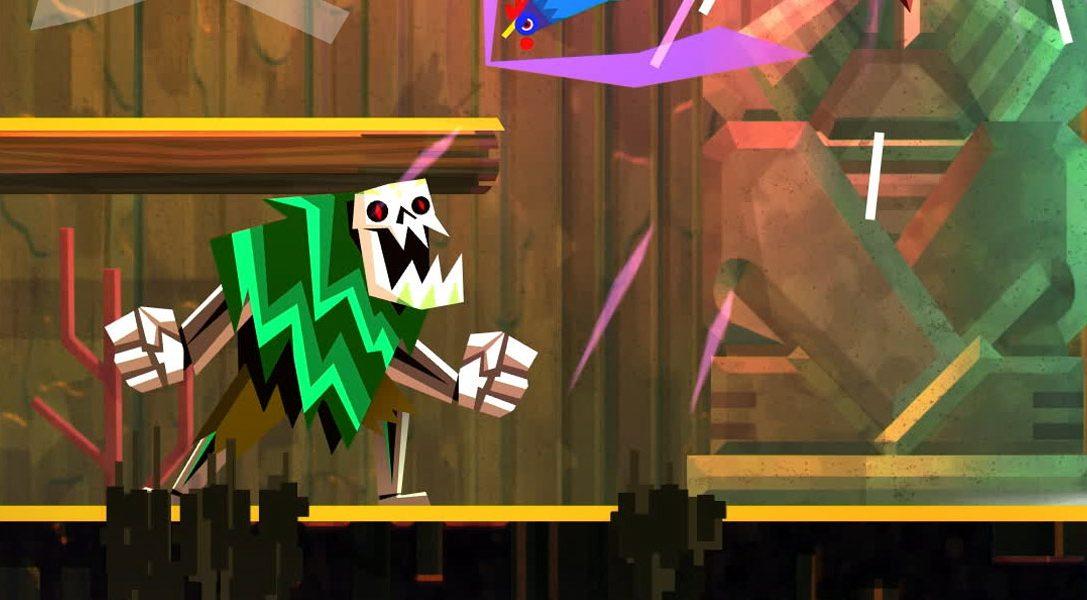 El llamativo título de plataformas y lucha libre Guacamelee! 2 sale a la venta el mes que viene en PS4
