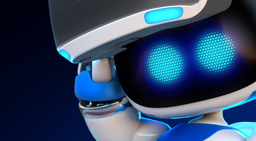 Astro Bot Rescue Mission, el juego de plataformas exclusivo para PS VR, sale el 3 de octubre