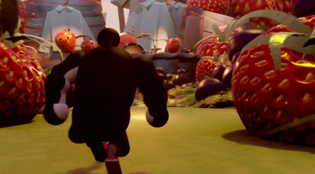 """No te pierdas """"Las aventuras de Mega Penguin"""", el fabuloso game jam de Dreams de Media Molecule en el E3"""